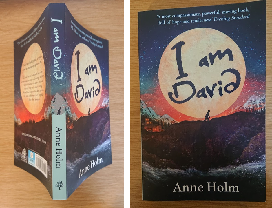 Cover art for I Am David (English) by Anne Holm