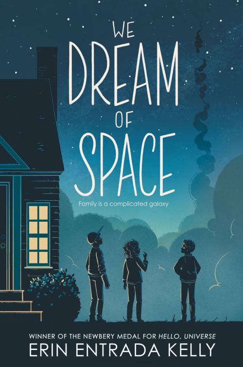 Cover of We Dream of Space